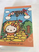 McDONALD'S Plush Toy HELLO KITTY FAIRY TALES Wizard of Oz Sanrio 2013 Thailand