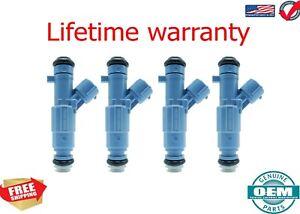 4X OEM Bosch |PN35310-2G300| Refurb Fuel Injectors /10/11/12 Kia Forte 2.4L I4