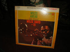Miles Davis Miles Ahead Vinyl Record-Columbia-CS8633-XSM55960-Re Channeled