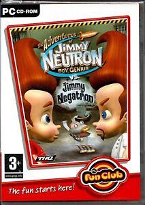 Jimmy Neutron vs Jimmy Negatron Pc New XP Kidnapped To A Evil Dimension Help