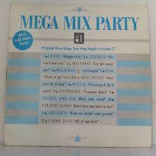 "Various – Mega Mix Party №1 (Vinyl 12"", LP, Compilation)"