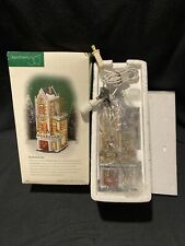 Department 56 Christmas In The City Series The University Club #58945