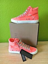 REPLAY™ Jeans ♥ Sneaker ♥ Canvas ♥ High Top ♥ RV730011T ♥ Neu & ungetragen