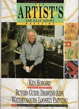 (HW33) The Artist's & Illustrator's Magazine - May 1988, Issue 20