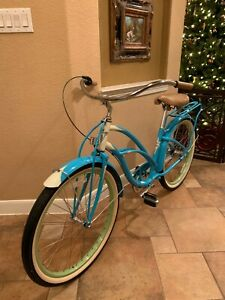 Electra Super Deluxe 3 Speed Beach Cruiser Bicycle Bike