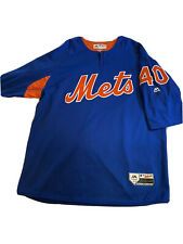 MLB Authenticated - 2017 Batting Practice Pullover Issued To AJ Ramos? By Mets