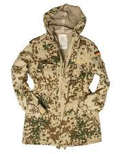 "Original german BW  combat jacket parka desert tropical camo flecktarn  ""XL-XXL"""