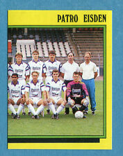 FOOTBALL 91 BELGIO Panini - Figurina-Sticker n. 326 - PATRO EISDEN DX -New
