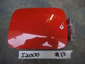Honda S2000 AP1 Factory Fuel Filler Cap/Cover/flap. Red. sec/h #13