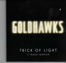 (DI789) Goldhawks, Trick of Light sampler - 2009 DJ CD