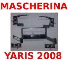 MASCHERINA AUTORADIO TOYOTA YARIS DAL 2007 1 DIN NOVITÀ   03429