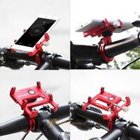 Universal Motorcycle Bike Bicycle Handlebar Mount Holder for 3.5-6.2in Phone Lot