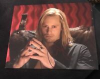 ALEXANDER SKARSGARD SIGNED 8X10 PHOTO TRUE BLOOD C W/COA+PROOF RARE WOW