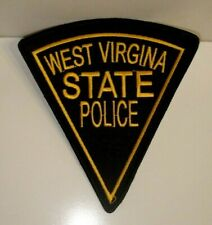 WEST VIRGINIA STATE  POLICE OFFICER  patch