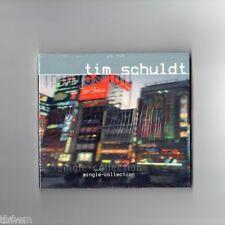 Tim Schuldt-SINGLE COLLECTION RARE CD NUOVO OVP-progressive trance goa trance
