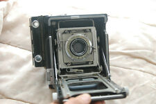 Graflex Crown Graphic 2x3 Camera Kodak Ektar 101mm f/4.5 Lens