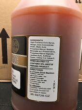 Premium 1 Mango Frozen Beverage Mix Case 4 1 Gallon Slush Mix Drink Concentrate