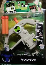 Ben 10 Omniverse - Proto-Bow Nerf Foam Tech Gear Roleplay Toy NEW Rare