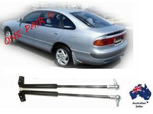 2 x NEW Gas Struts suit Mazda 626 GE Ford Telstar AX AY Hatch 1992 to 1997
