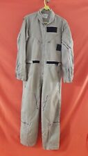 Vintage Retro Jumpsuit Boilersuit Sand Colour Oversize Size M