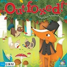 Outfoxed   Gamewright - Board Game