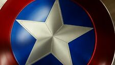 Captain America Shield Civil war  Aluminum Metal