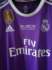 Maglia Shirt Match Worn Issued Preparata Real Madrid Ramos No Ronaldo Messi Sign