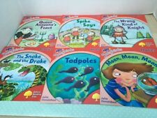NEW Oxford Reading Tree Stage Level 4 Songbirds Phonics 6 books Julia Donaldson