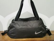 NIKE Black C72 Legend 2.0 Duffel Duffle Gym Bag Club BA4653 009