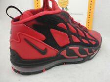 Nike Air Max Pillar, Gym Red / Black / Black, 2012 DS, 525226 600, Size 12
