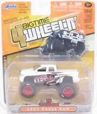 Jada Bigtime 4Wheelin Wave 1 2003 Dodge Ram 4x4 Pick Up Truck