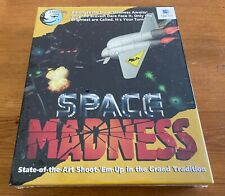 New Sealed In Box Apple Macintosh Mac Space Madness by Changeling