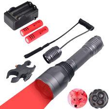 WindFire Predator Varmint Light Kit 3 Cree Red LED Long Rang Hunting Gear Hog