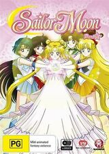 Sailor Moon (Season 1) Part 2 (Eps 25-46) NEW R4 DVD