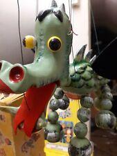 Pelham puppets  Mother dragon Boxed  1963 animal Range