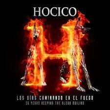 HOCICO Los Dias Caminando En El Fuego CD 2013