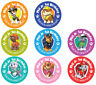 Set Personalized Paw Patrol Party Stickers - Birthday Favor Skye Chase Marshall
