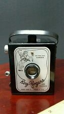 Roy Rogers snap shot camera herbert George co. Made in USA vintage toy lot RARE.