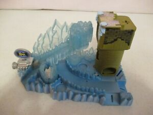 Hot Wheels-PARTS-Gotham City-Deep Freeze-2004-Incomplete-As Is