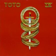 Toto IV - CD 7ovg The Cheap Fast Post