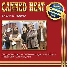 CANNED HEAT New 2017 UNRELEASED LIVE CONCERT BEST OF CD