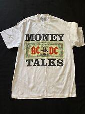 New listing Acdc Money Talks Tour 1990/91 Brockum tshirt Xl 2 sided unworn