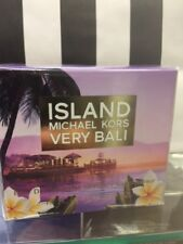 Michael Kors Island Very Bali RARE EDP Spray 1.7 oz Women NIB