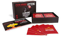 Exploding Kittens: NSFW Version