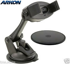 Arkon MG279 Sticky Suction Car Dash, Window Mount for Extra Large Smartphones
