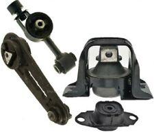 9R1302 4pc Motor Mounts fit AUTO M/T TRANS 1.8L Engine 2007 - 2012 Nissan Versa