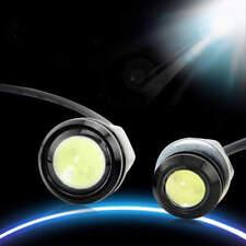 White DC 12V 9W Eagle Eye LED Daytime Running DRL Backup Light Car Auto Lamp New
