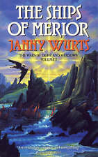 Janny wurts The ships of merior wars of light and shadows book 2