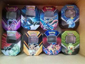 Pokemon Tin Boxen, Figuren, Top Trainer Box