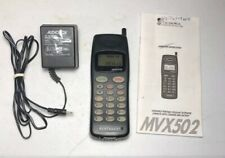 Vintage AUDIOVOX MVX-502 Analog Mobile Cell Phone